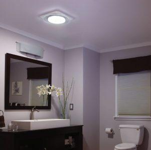 Cách chọn đèn sưởi nhà tắm phù hợp không gian 1