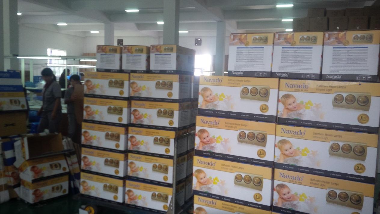 Giá bán đèn sưởi nhà tắm tại Hà Nội 1