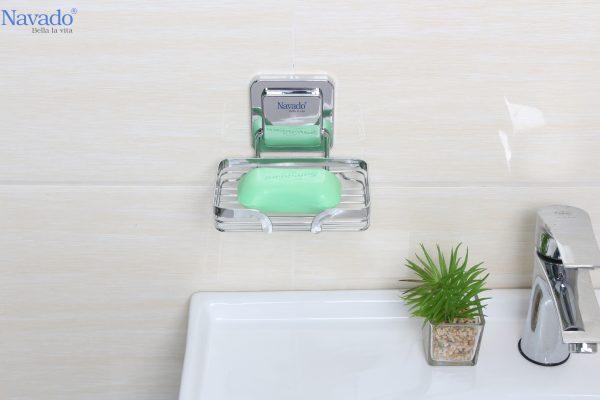 Nan xà bông inox cho không gian thêm đẹp