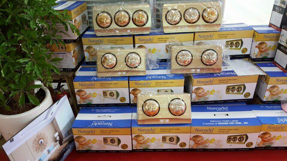 Đèn sưởi mua ở đâu tại Hà Nội