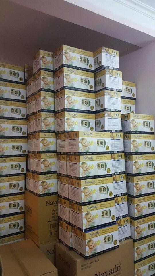 Đèn sưởi mua ở đâu tại Hà Nội uy tín