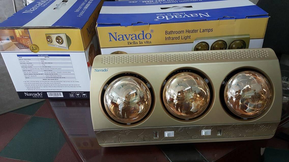 Đèn sưởi mua ở đâu tại Hà Nội vừa đẹp vừa chất lượng