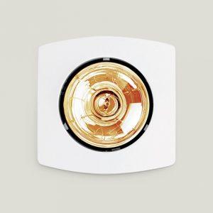 đèn sưởi 1 bóng âm trần hồng ngoại chất lượng