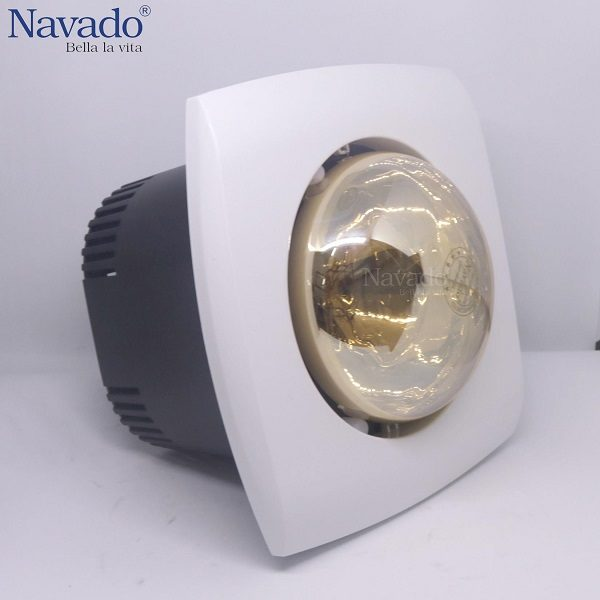Đèn sưởi 1 bóng âm trần Navado