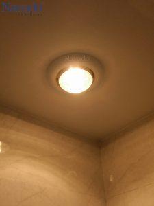 Đèn sưởi âm trần hồng ngoại 1 bóng uy tín